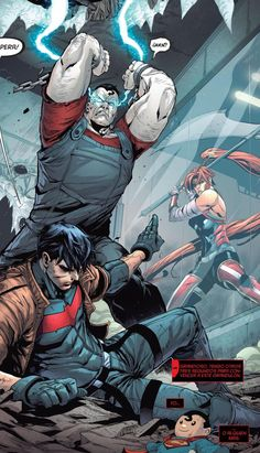 #ClippedOnIssuu from RED HOOD AND THE OUTLAWS 04