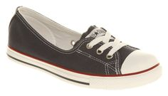 Womens Converse Dance Lace Navy Smu Trainers Shoes
