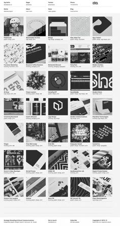 Web design grid. #webdesign #design #designer #inspiration #user #interface | http://amazingwebdesignideasbrendon.blogspot.com