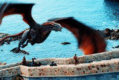 You are watching the movie Game of Thrones on Putlocker HD. Set on the fictional continents of Westeros and Essos, Game of Thrones has several plot lines and a large ensemble cast but centers on three primary story arcs. Drogon Game Of Thrones, Watch Game Of Thrones, Game Of Thrones Dragons, Game Of Thrones Art, A Dance With Dragons, Got Dragons, Mother Of Dragons, Fantasy Creatures, Mythical Creatures