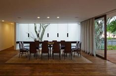 Music Meets Nature Santa Amaro House by Isay Weinfeld 8