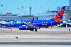 N716SY Sun Country Airlines 2001 Boeing 737-7Q8(WL) - cn 30629 / ln 1011