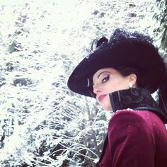 You don't mess with the evil queen/ Lana Parrilla, and if you do don't be suprize D if she gives you a red apple