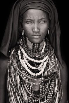 Baro Tura, Arbore Tribe, Ethiopia 2012-11 (flickr 8494529379) • Mario Gerth (german photographer) portraits of African people • www.Mario-Gerth.de