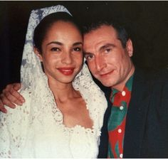 """""""Sade on her wedding day in Madrid 1989 """" Sade Adu, Quiet Storm, Easy Listening, Marvin Gaye, Sade Husband, Winter Typ, Smooth Jazz, Her Music, Record Producer"""