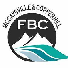 First Baptist Church McCaysville and Copperhill - McCaysville, GA Church Logo, Church Building, Blue Ridge, Spiritual Growth, Small Groups, Georgia, Logos, Design, Pastor