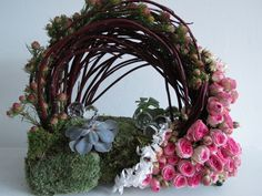 Floral Art LOVE this!!