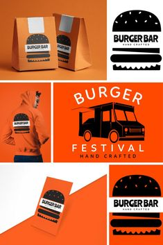 New Burger Bar Brand Concept for an Irish client. #logo #logomockup #burger #logodesign