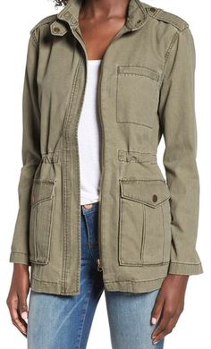 Jennifer Aniston wearing Anna Kosturova Marissa Tennis Dress and . Cargo Jacket, Anorak Jacket, Utility Jacket, Winter Outfits, Cool Outfits, Coats For Women, Clothes For Women, Canvas Jacket, Clothing Styles