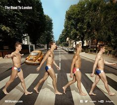 #US Olympians Take Abbey Road -  -  Easily find the best price and availabilty from http://vacationtravelogue.com We guarantee it.  -  http://wp.me/p291tj-7r