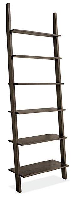 Pisa Modern Leaning Shelves - Modern Bookcases & Shelves - Modern Office Furniture - Room & Board