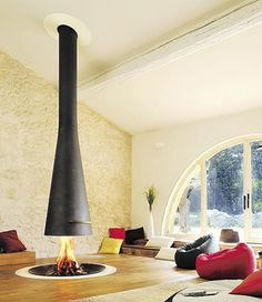 sweet fireplace.   Secret Design Studio knows Mid Century Modern Architecture.  www.secretdesignstudio.com