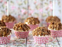 Cupcakes a diario: Cupcakes crujientes... Y mis reflexiones en torno a la buttecream