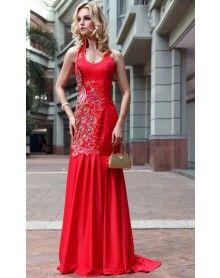 Rouge de sirène robe de célébrité €95,16