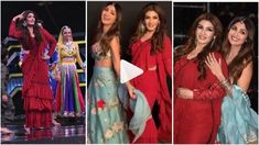 Shilpa Shetty and Raveena Tandon Re - live their good old friendship on the sets of Superdancer Chapter 3 - HungryBoo Old Film Stars, Old Friendships, Shilpa Shetty, Chapter 3, Good Old, Actresses, Live, Fashion, Female Actresses