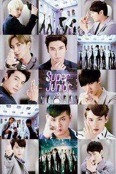 #suju amo el k-pop