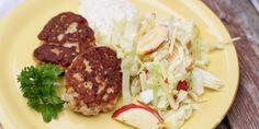Oppskrifter Archives – Page 12 of 34 – Berit Nordstrand Steak, Grains, Tacos, Beef, Chicken, Happy, Om, Meat, Steaks