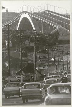 Gladesville Bridge ~ 1966