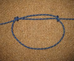 I have seen Instructables for making sliding knots for necklaces but I wanted a sliding knot which worked in reverse.  The normal sliding knot is a fisherman's knot which is the ideal knot for joining two ends of rope together. For a bracelet the cord will be in a loop and if you tie the normal fisherman's knot and pull the ends apart the 2 individual knots will pull apart and the loop will get smaller and if you pull the ends within the loop the loo...