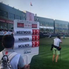 One last shot from the Omega Dubai Desert Classic last week, on the 18th green as the last group came in #dubai #abudhabi #golf #uaegolf #uae #emirates #golfer #golfing #mydubai #socialgolf #sun #happy #like #smile #instagood #instagolf #love #tagsforlike