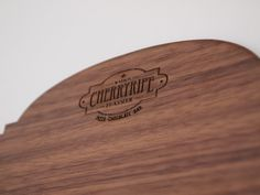 Engraved Menus for Cherry Ripe! So much fun to work with!