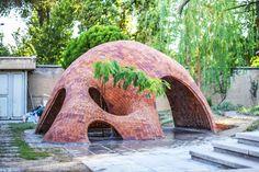 Name: FaBRICKate Project Location: Isfahan City, Isfahan, Iran Architect: ADAPt Date: 2016 Design and Fabrication Team: Erfan Akafzadeh, Soroush Asadi, Moham...