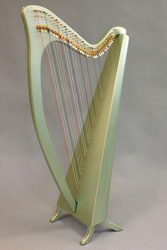 Heartland Harps Carbon Fibre