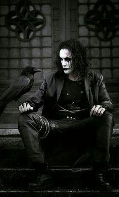 The Crow: Brandon Lee. #Crow.