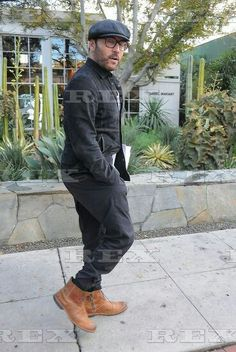 Jeremy Piven out and about in Los Angeles, America - 11 Dec 2015 Jeremy Piven 11 Dec 2015