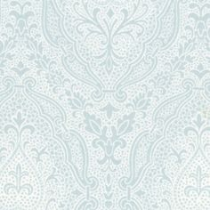 Dear Stella House Designer - Vanity Fair - Lace Medallion in Mint. This might be a nice bedding option for bumpers/crib skirt