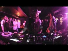 Andrew Weatherall B2B Ivan Smagghe Boiler Room DJ Set - #YouTube #boilerroom