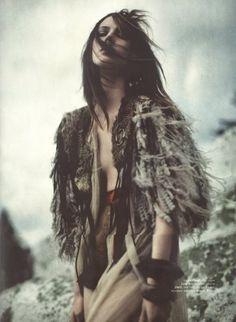 Bohemian Women's style / boho