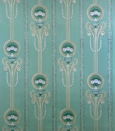 Pretty sure there is a layer of this in the stairs Doll House Wallpaper, Art Deco Wallpaper, Home Wallpaper, Designer Wallpaper, Textile Pattern Design, Textile Patterns, Textile Prints, Print Patterns, Floral Patterns
