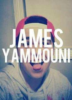 James Yammouni. 5-5 member of The Janoskians! <3