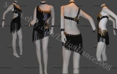 Latin-Competition-Tailored-ballroom-dance-dress-M68
