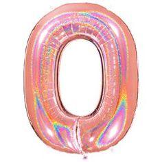 Pink Wal Ballon 66cm Folie Ballon-Meer Themenparty