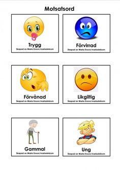 Persian Alphabet, Waldorf Preschool, Learn Swedish, Swedish Language, Kids Planner, Elementary Schools, Montessori, Inventions, Scandinavian
