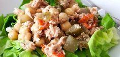 Healthy Salad Recipes, Vegetarian Recipes, Cooking Recipes, Tasty, Yummy Food, Healthy Life, Healthy Food, Potato Salad, Recipies