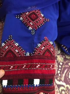 Hand Embroidery Dress, Embroidery Fashion, Blouse Patterns, Blouse Designs, Bridal Outfits, Bridal Dresses, Balochi Dress, Afghan Dresses, Designs For Dresses
