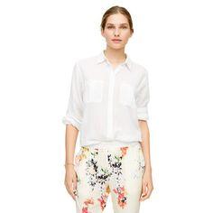 white shirt - club monaco
