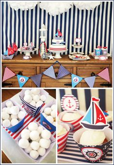 red white and blue party