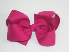 How to Make Big Hair Bows: 12 Steps (with Pictures)