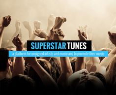 @superstartunes When it comes to getting on in the music business, the door is usually well and truly closed, locked and bolted. The music industry is notoriously difficult to get into, but not for much longer… because now we're here: Superstartunes.com. #superstar #music #tune #song #superstartunes