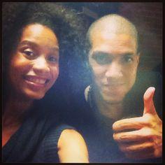 http://instagram.com/streetari and I. #UptownBattle