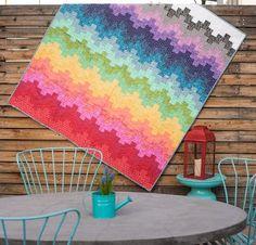 FreeSpirit True Colors Sedimental Quilt  - Quilting Kit includes Fabric & Pattern!