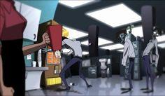 Brak kawy = apokalipsa Zombie. Cool Animations, Horror
