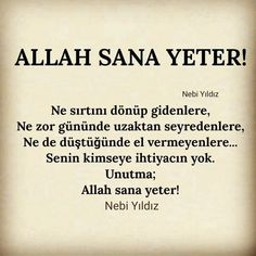 Hasbunallah ve ni'mel vekil. Beautiful Day, Cool Words, Karma, Life Lessons, Allah, Favorite Quotes, Einstein, I Am Awesome, Motivation