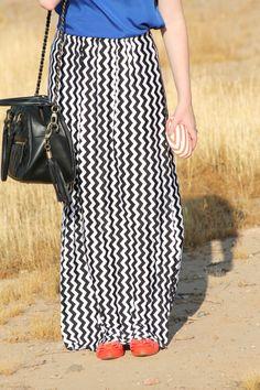 Avenue Lou sunglasses case and Sugar Love Boutique chevron dress