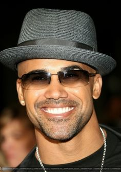 """Shemar Moore-he has been added to the """"list""""."""
