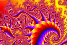 Psychedelic Art | ... art fractal art 2010 2013 egehlin psychedelic squids in a psychedelic